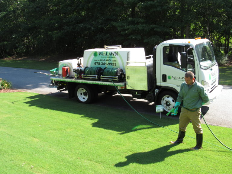 Holly Springs Lawn Care Service